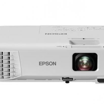 郑州爱普生(EPSON)CB-W05 投影仪 投影机办公(..