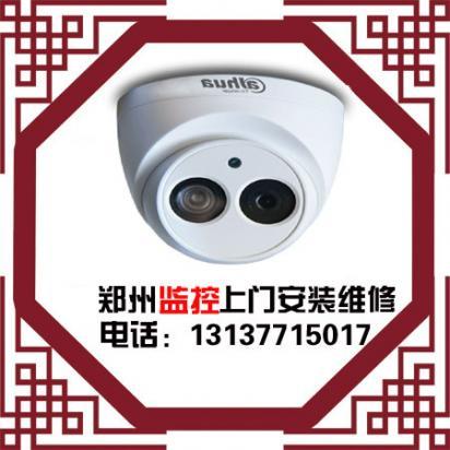 大华300万网络高清红外50米球型摄像机DH-IPC-HDW 3..