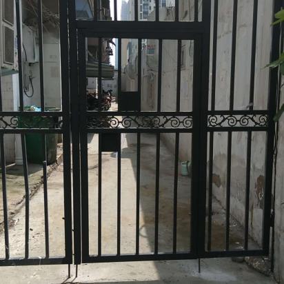 郑州小区铁门定制定做上门安装维修